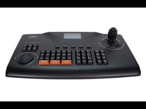 UNIVIEW JOYSTICK KEYBOARD KB-1100-N