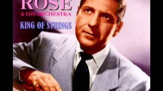 David Rose & His Orchestra - Holiday For Strings (1955 Version)