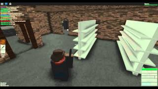 [ROBLOX: Dead Winter] - Lets Play Ep 1 - No Guests In The Bunker!