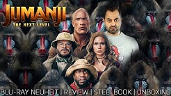 Jumanji: The next Level | Blu-ray Neuheit | Review | Steelbook | Unboxing
