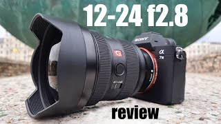 Sony FE 12-24mm f2.8 GM review