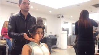 Biaggio Hairdresser / Bride Hair Up do