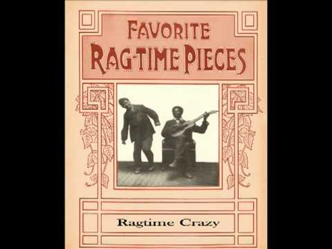 Ragtime Crazy - WILLIAM MOORE. Ragtime Blues Guitar 1928