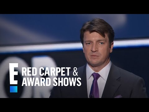 The People's Choice for Favorite TV Drama Actor is Nathan Fillion