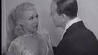 The Kiss - Fred Astaire And Ginger Rogers