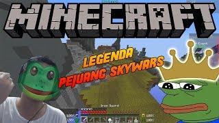 PANGERAN KODOK | Minecraft SkyWars Indonesia | BeaconCream