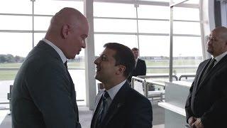 Приколы на съёмках Слуги Народа 2 - Аэропорт #13