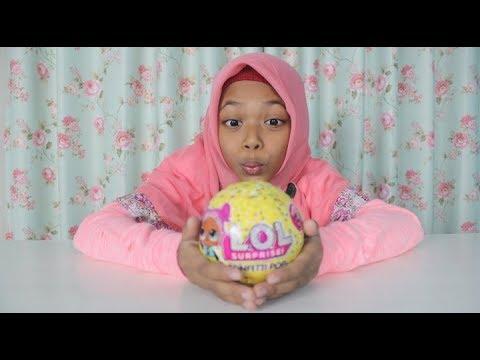 OMG...!!! Pop Bangeett...Buka LOL Confetti Pop..