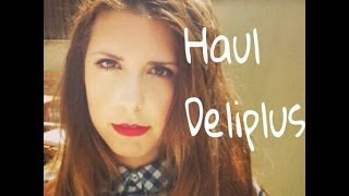 Haul Deliplus (Mercadona) Junio 14