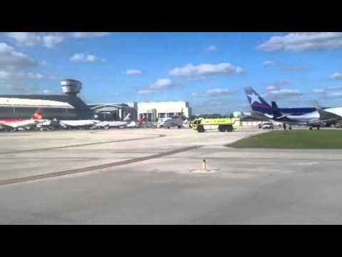 Air Jamaica pilot last flight - YouTube