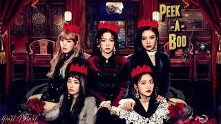 Red Velvet - Peek-a-Boo (ZHEKE Remix)