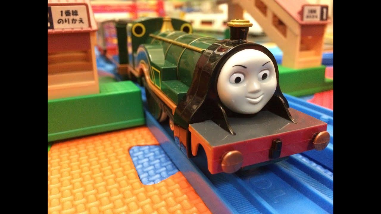 Thomas and Friends TS-13 Emily【Thomas Train】 00018 en