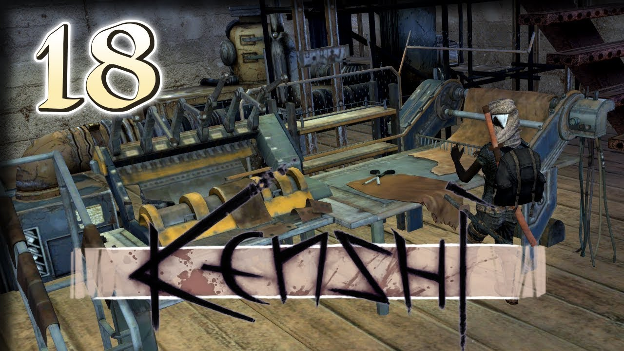 Clothes & Crafting – Kenshi Gameplay – Let's Play Part 18
