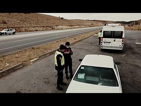 Jandarma denetlemede
