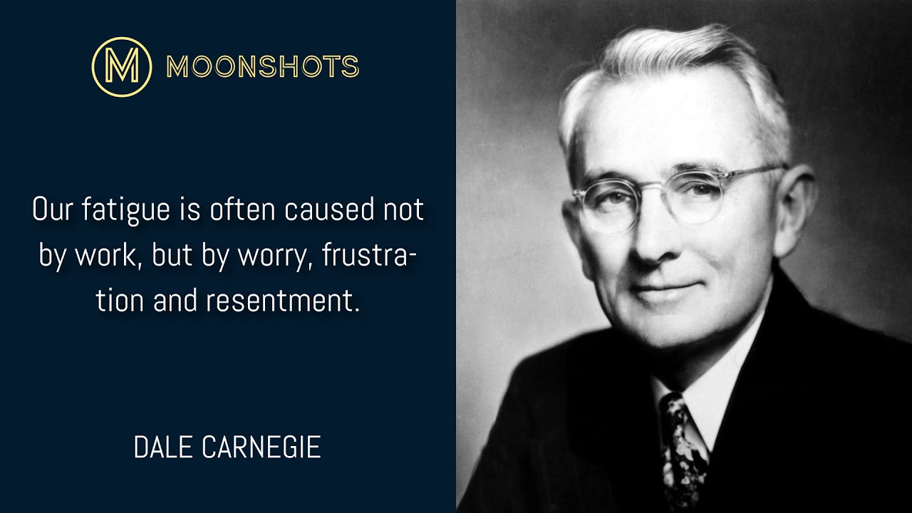 Download Dale Carnegie: How to Stop Worrying and Start Living