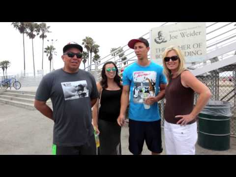 "People Attempt to Pronounce ""Rae Sremmurd"" at Venice Beach"