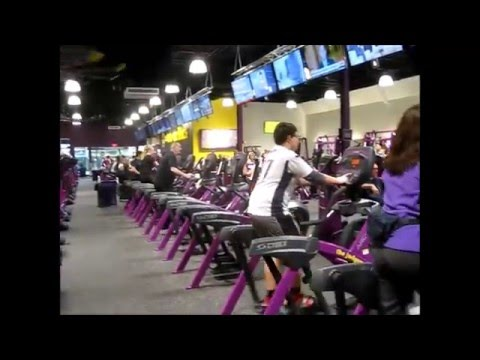 Planet Fitness in Mentor, Ohio.  Grand Opening, January 11, 2016