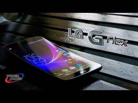 LG G Flex en México - Analisis en Español HD