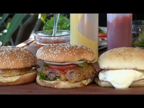 Making the Perfect Burger A-Z  (Hamburger Basics)