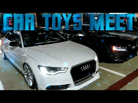 2018 CAR TOYS MEET... AMAZING CARS AND BASS VAN WITH OVER 10,000 WATTS!!!