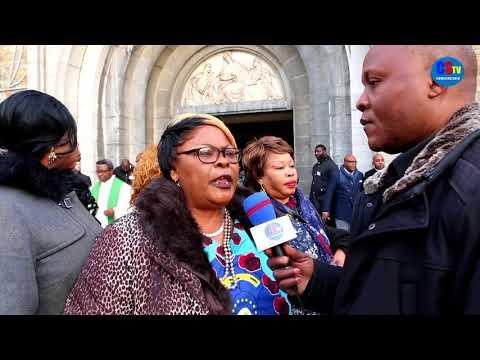 MESSE POUR LES VICTIMES DU 31 DEC.2017 DE LA RDC A BRUXELLES