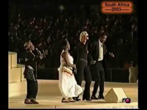 ICC World Cup 2003 South Africa Theme Song : Welcome to Our Home