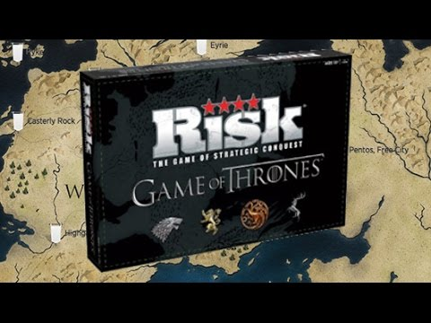 Unboxing  Risk Juego de Tronos Edicin Deluxe  YouTube