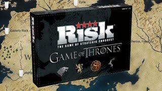 Unboxing - Risk Juego de Tronos Edición Deluxe