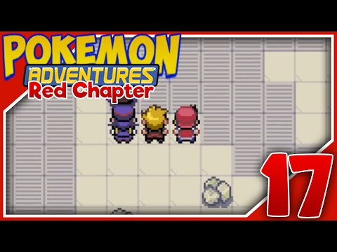 Pokemon Adventures Red Chapter - Episode 17 - A Lie!