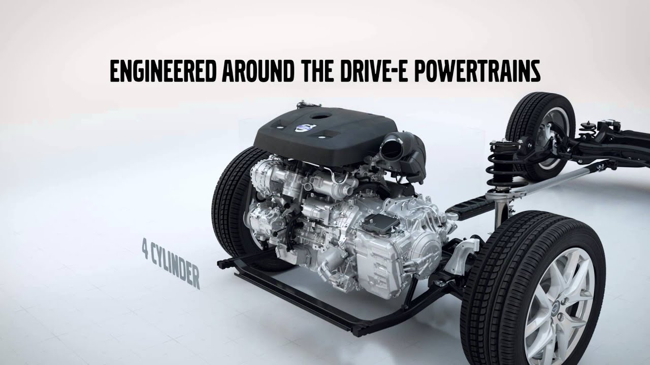 Volvo introduces Compact Modular Architecture (CMA) - YouTube