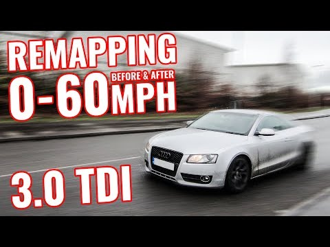 REMAPPING BEFORE & AFTER 0-60MPH! - AUDI A5 3.0 TDI QUATTRO PROJECT - DARKSIDE DEVELOPMENTS - PART 4
