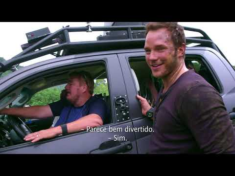 Diários de Jurassic World: Reino Ameaçado - #3 Dean Bailey