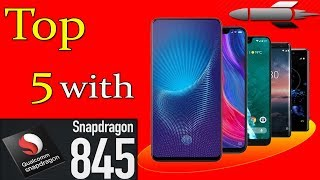 Top 5 Super Fast Smartphones UpComing in August 2018 HD