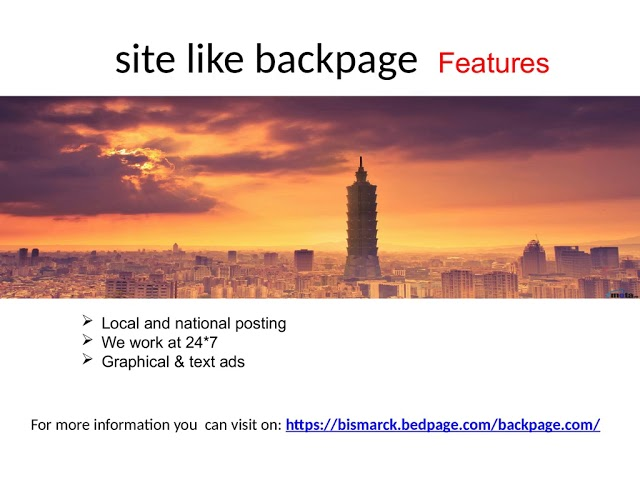 Bedpage Bismarck Site Similar To Backpage Wattpad