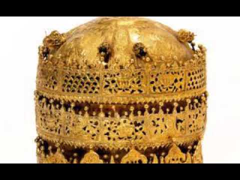 V&As Ethiopic Treasures: A Corona, A Marriage Gown And Some Plunder