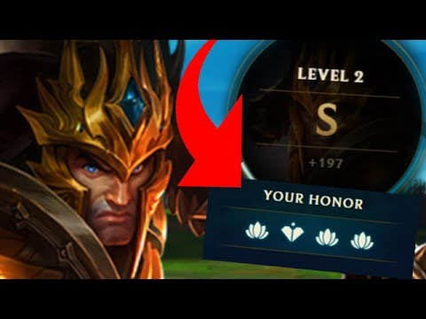 MY WHOLE TEAM HONOURED ME AFTER THIS GAME - INSANE JARVAN JUNGLE CARRY - League of Legends