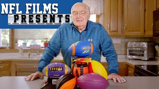 Fred Cox: Remembering the Inventor of the Nerf Football | NFL Films Presents