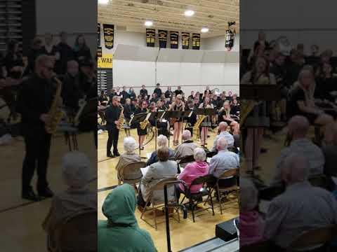 2019 Warroad High School Quartet