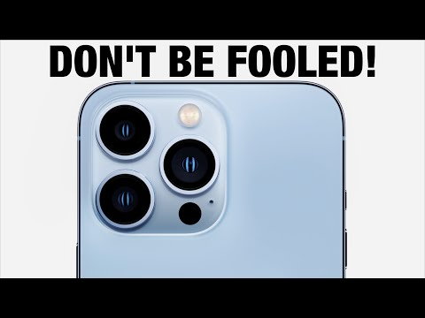 iPhone 13 VS iPhone 13 Pro - Don't Be FOOLED!