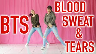 BTS 'BLOOD SWEAT & TEARS DANCE COVER