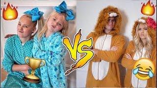 [JoJo Siwa] Ultimate Onsie Lip Sync Battle With Sav, Cole, And Everleigh!!!!