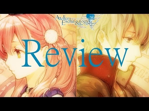 ❀Atelier Escha & Logy❀ Alchemists of the Dusk Sky Review {English, Full 1080p HD}