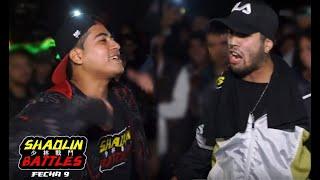 DOMINIC vs MKS BATALLA DE EXHIBICION SHAOLIN BATTLES (FECHA 9) (VIDEO OFICIAL)