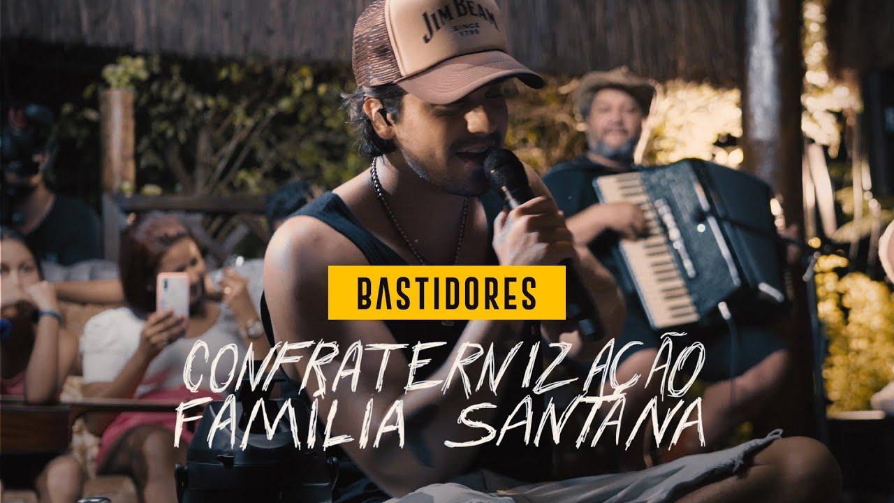 """Bastidores """"Confraternização Família Santana"""""""