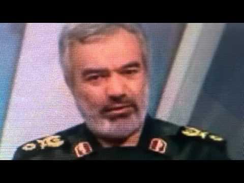"Iran Navy Chief ""We Aim To Destroy USA Navy"""