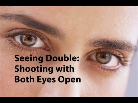 Colleene Answers Questions (Ep.63): Seeing Double Shooting Both Eyes Open
