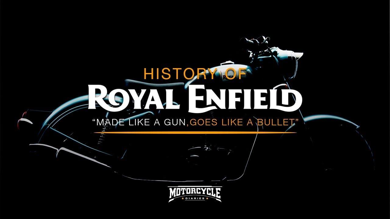 History Of Royal Enfield   MotorcycleDiaries.in  