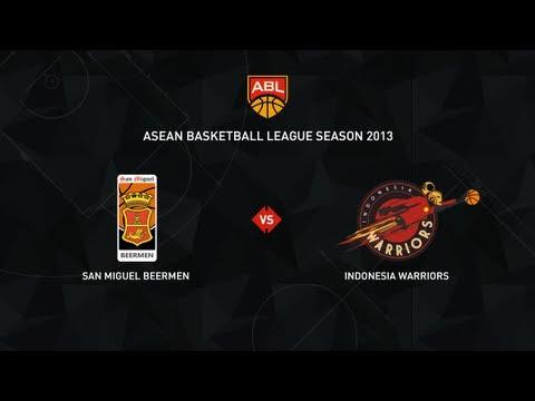 ABL 2013 Season Game 51: San Miguel Beermen vs Indonesia Warriors