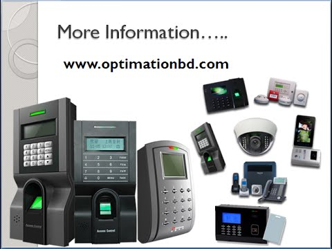 Attendance Machine | Finger print device | Digital attendance | Access  control system