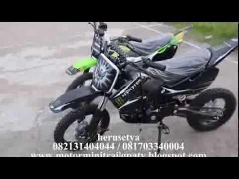Motor Trail Mini 110 Cc 082131404044 Rp 8 500 000 Surabaya Jakarta
